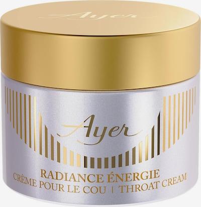 Ayer Throat Cream in weiß, Produktansicht