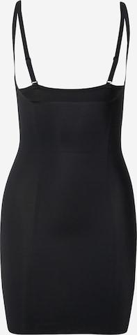 Robe gainante 'Charlotte' ETAM en noir
