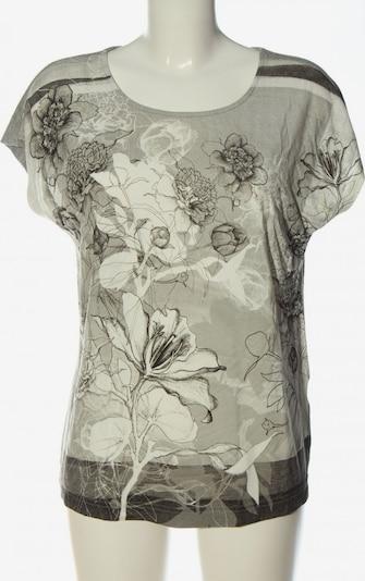 MONA U-Boot-Shirt in XL in hellgrau / schwarz / weiß, Produktansicht