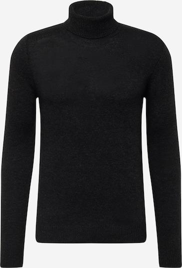 BLEND Trui in de kleur Zwart, Productweergave