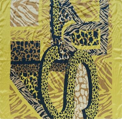 Betty Barclay Stoffen mondkapje in de kleur Geel, Productweergave