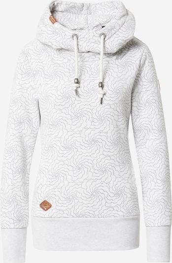 Ragwear Sweatshirt 'YODA' in navy / hellgrau, Produktansicht
