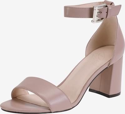 Ekonika Sandaletten aus echtem Leder in beige, Produktansicht