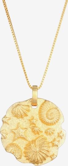 ELLI PREMIUM Chaîne en or, Vue avec produit