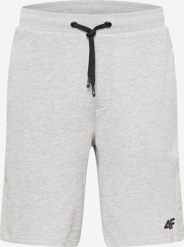 4F Sporthose in Grau