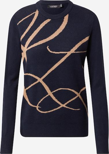 Lauren Ralph Lauren Sweater 'Janitra' in Night blue / Brown, Item view