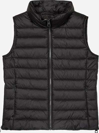 Marc O'Polo Bodywarmer in de kleur Zwart, Productweergave
