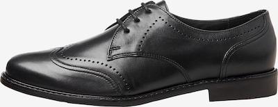 LLOYD Schuhe aus Glattleder in schwarz, Produktansicht