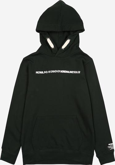 Petrol Industries Sweatshirt in tanne / weiß, Produktansicht
