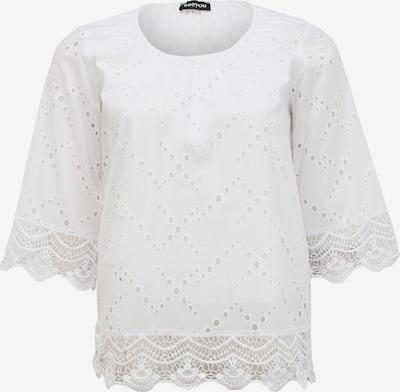 seeyou Shirtbluse in weiß, Produktansicht