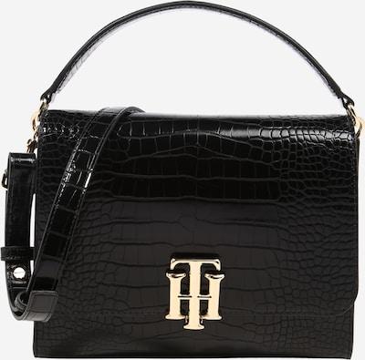 TOMMY HILFIGER Ručna torbica u zlatna / crna, Pregled proizvoda