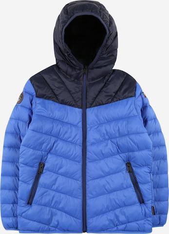 NAPAPIJRI Between-season jacket 'AERONS' in Blue