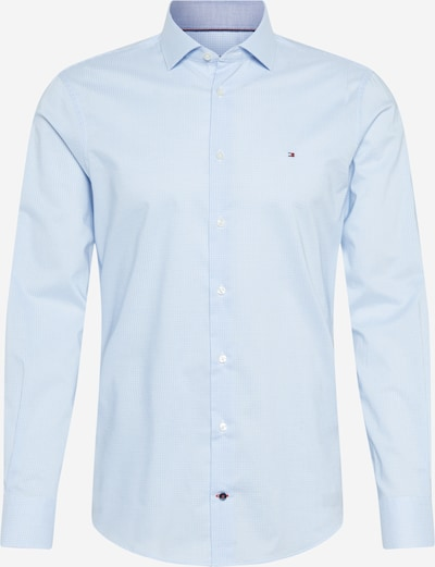 Tommy Hilfiger Tailored Business shirt in light blue / white, Item view