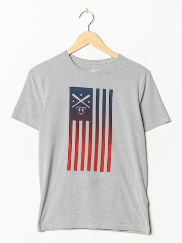 UNDER ARMOUR Sport T-Shirt in S-M in Grau