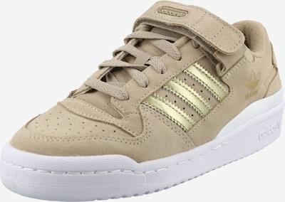 Sneaker low ADIDAS ORIGINALS pe bej închis / auriu, Vizualizare produs
