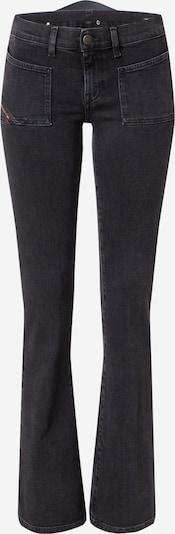 DIESEL Jeans 'EBBEY' in black denim, Produktansicht