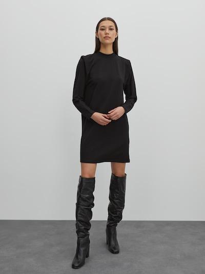 EDITED Haljina 'Illona' u crna, Prikaz modela