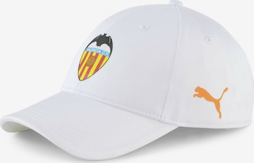 Casquette de sport 'FC Valencia' PUMA en blanc
