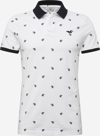 HOLLISTER Shirt in de kleur Kobaltblauw / Wit, Productweergave