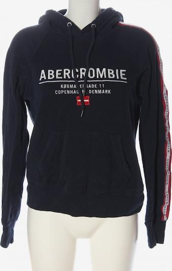 Abercrombie & Fitch Kapuzensweatshirt in M in blau / rot / weiß, Produktansicht