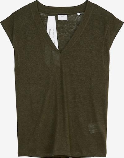 Marc O'Polo Pure T-Shirt in khaki, Produktansicht
