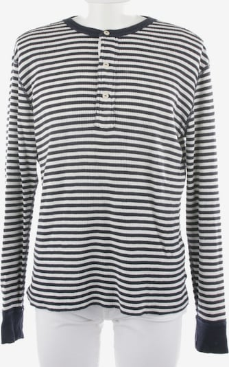 POLO RALPH LAUREN Freizeithemd / Shirt / Polohemd langarm in M in weiß, Produktansicht