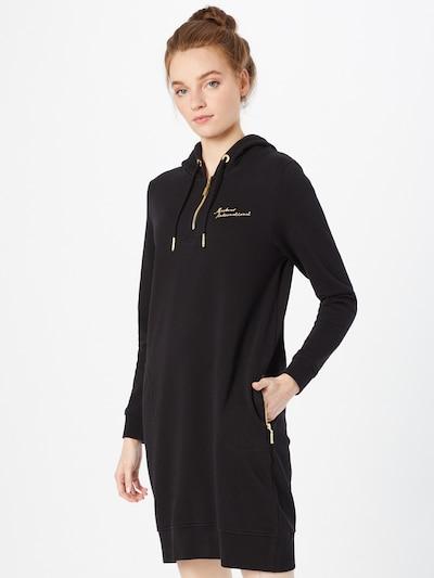 Barbour International Šaty 'Clypse' - zlatá / čierna, Model/-ka