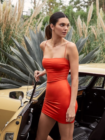 Kendall for ABOUT YOU Kleit 'May', värv must