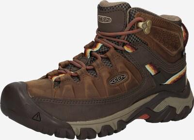 KEEN Ležerne čizme 'TARGHEE III MID WP' u smeđa / tamno smeđa, Pregled proizvoda
