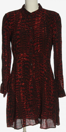 Warehouse Blusenkleid in L in rot / schwarz, Produktansicht