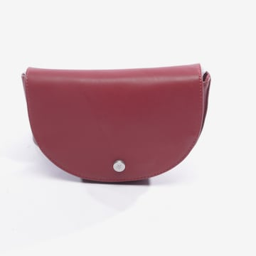 Marc O'Polo Ledertasche in One Size in Rot