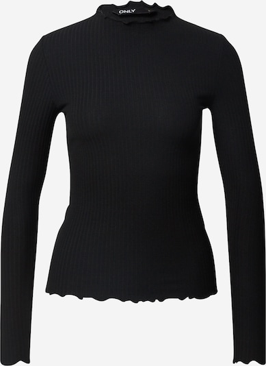 Only (Tall) Shirt 'EMMA' in schwarz, Produktansicht