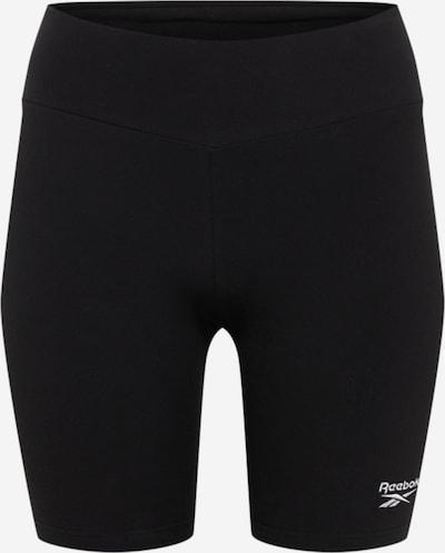 Reebok Classics Shorts in schwarz / weiß, Produktansicht
