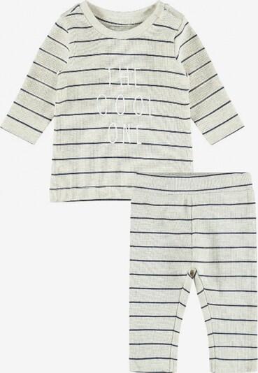Set 'Tipano' NAME IT di colore blu scuro / bianco / bianco sfumato, Visualizzazione prodotti