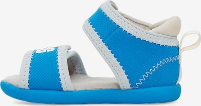 UGG Sandale in blau / weiß, Produktansicht