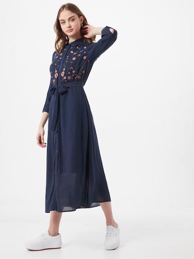 Palaidinės tipo suknelė 'YASSavanna' iš Y.A.S , spalva - tamsiai mėlyna / mišrios spalvos, Modelio vaizdas