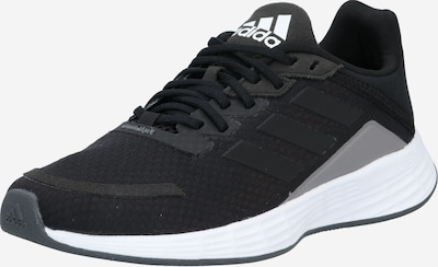 ADIDAS PERFORMANCE Running shoe in grey / black, Item view