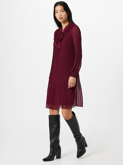 DKNY Šaty - červená / biela, Model/-ka