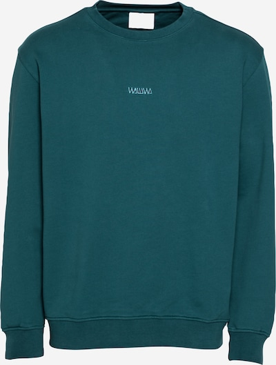 WAWWA Sweatshirt in Petrol, Item view