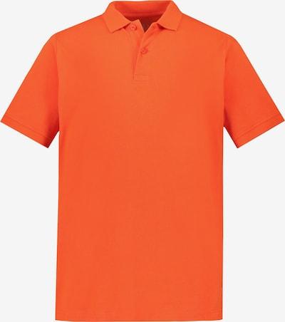 JP1880 Shirt in de kleur Oranjerood, Productweergave