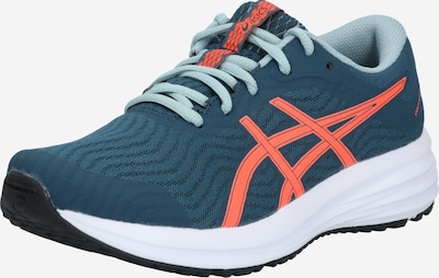 ASICS Sportschoen 'PATRIOT 12' in de kleur Pastelblauw / Sinaasappel, Productweergave