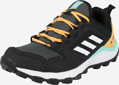 adidas Terrex Laufschuh 'Agravic' in goldgelb / jade / schwarz / weiß, Produktansicht
