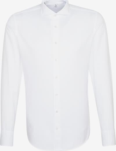 Jacques Britt Hemd ' Perfect Fit ' in weiß, Produktansicht