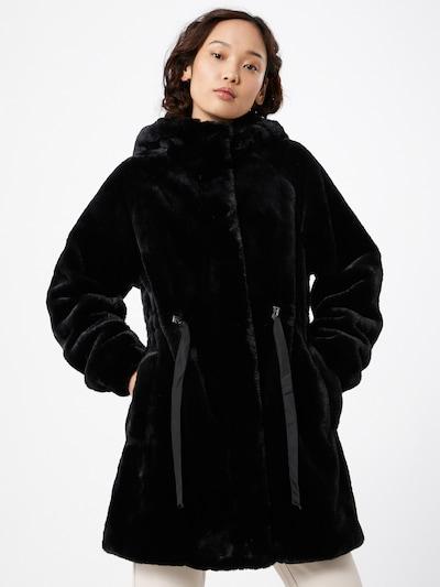 Pimkie Přechodný kabát 'CALIN' - černá: Pohled zepředu
