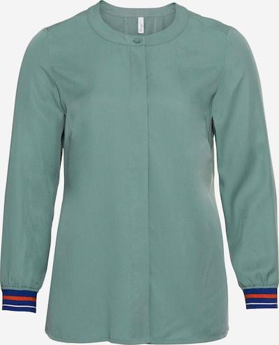 SHEEGO Bluse in grün, Produktansicht
