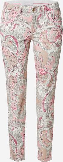 CINQUE Broek 'CISUN' in de kleur Grijs / Perzik / Pink / Rosa / Wit, Productweergave