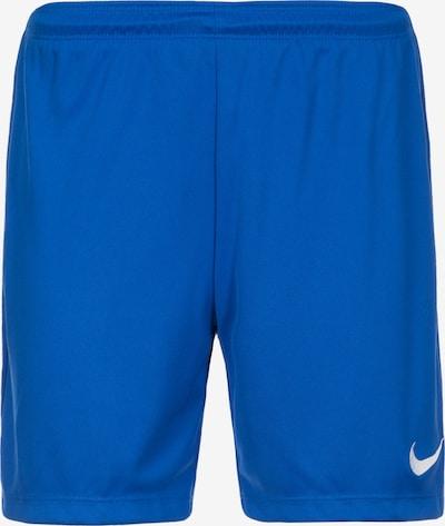 NIKE Short in blau, Produktansicht