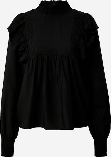Vero Moda Tall Blouse 'IMPI' in de kleur Zwart, Productweergave