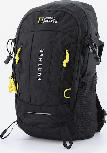 National Geographic Rucksack 'Destination' in schwarz, Produktansicht