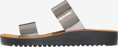 SCHOLL Sandalen 'CYNTHIA' in silber, Produktansicht